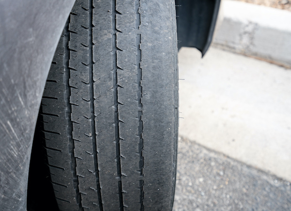 What Can Wear Down Tires Prematurely?